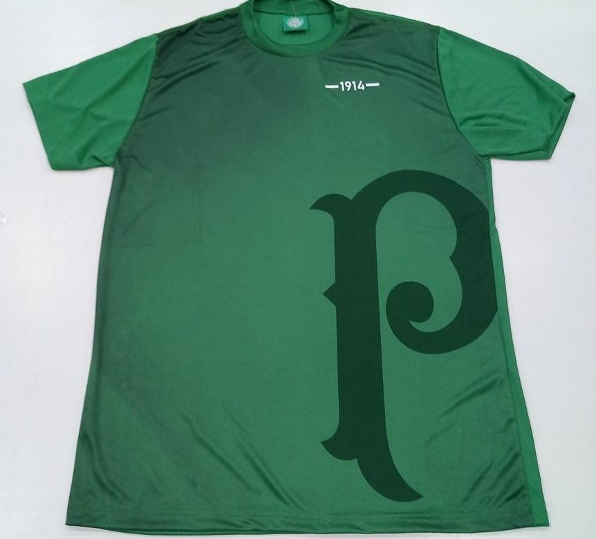 Camiseta Palmeiras 1914 Masculina - Verde