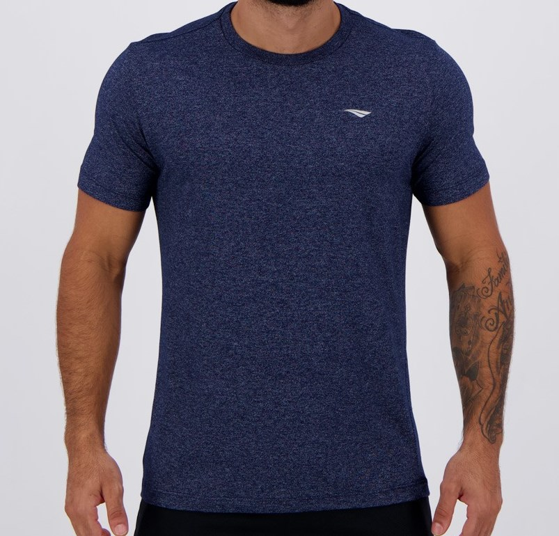 Camiseta Penalty Duo Masculina - Marinho