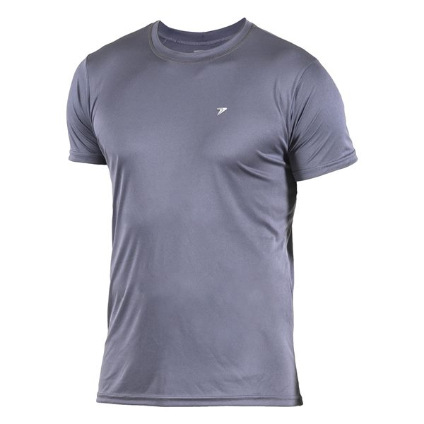 Camiseta Poker T-Shirt Basic Masculina - Cinza