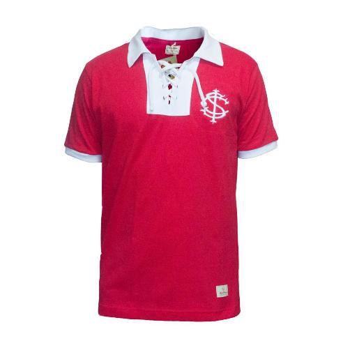 Camiseta Internacional Retrô 1922 - Adulto