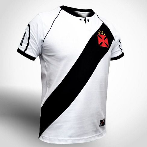 Camiseta Vasco  Retrô Libertadores 1998 - Adulto
