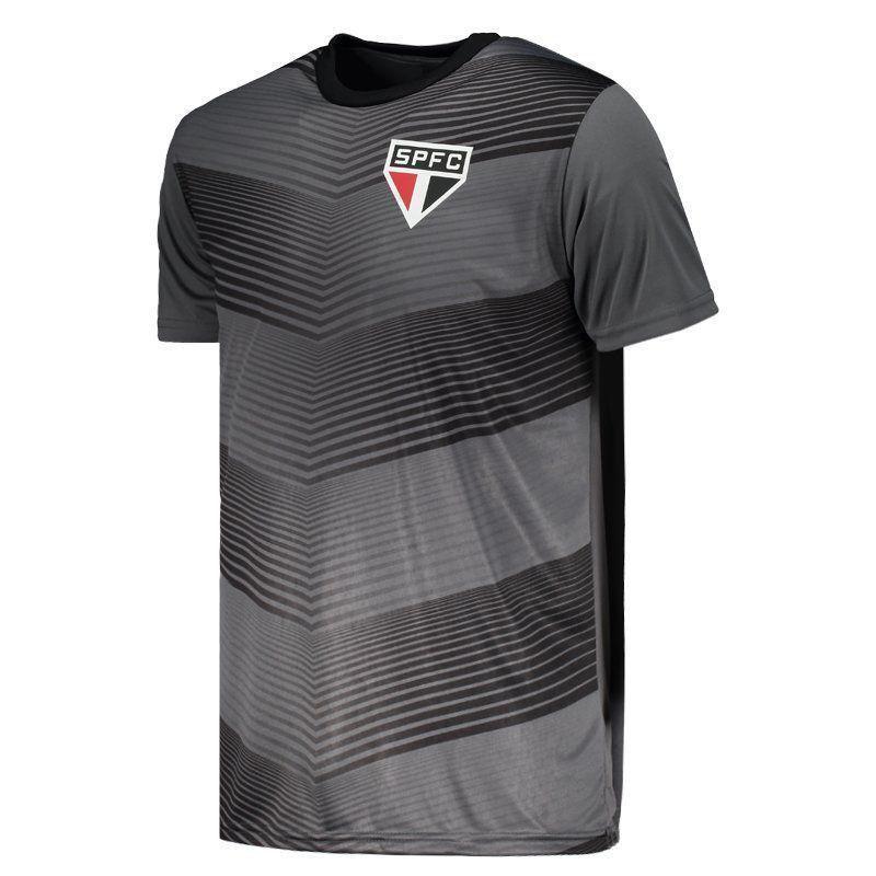 Camiseta São Paulo Hope SPR Masculina - Cinza
