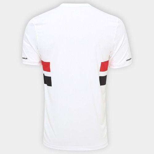 Camisa São Paulo Oficial Under Armour Uniforme 1,2 E 3
