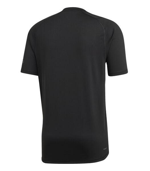 Camiseta Adidas Treino Logo Masculina - Preta