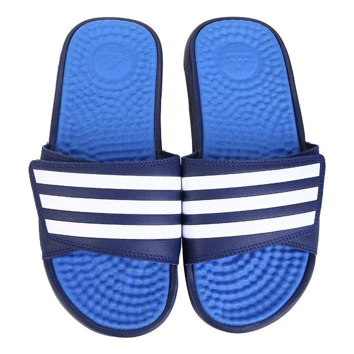 Chinelo Adidas Slide Adissage - Masculino - Azul