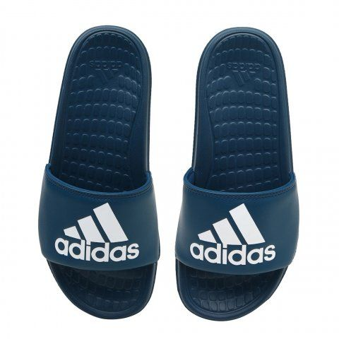 Chinelo Adidas Voloomix Masculino - Azul Petróleo