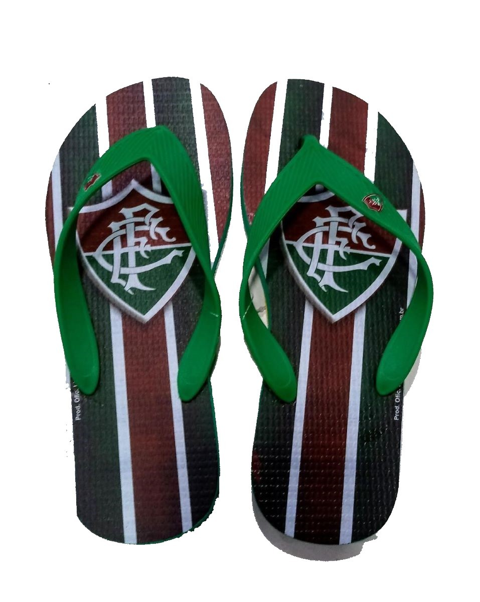 Chinelo Fluminense Domenicca - Adulto