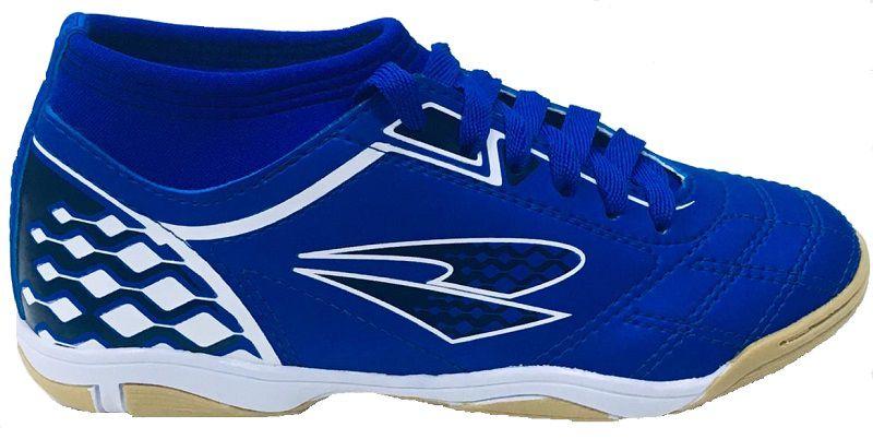 Chuteira Dray Styfel Short Futsal - Azul/Marinho