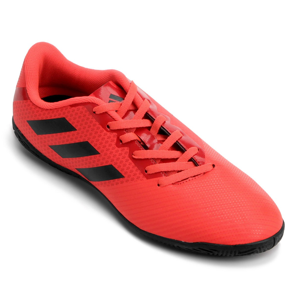 f5b27330bd29a Chuteira Futsal Adidas Artilheira ll IN Masculino - Laranja/Preto ...