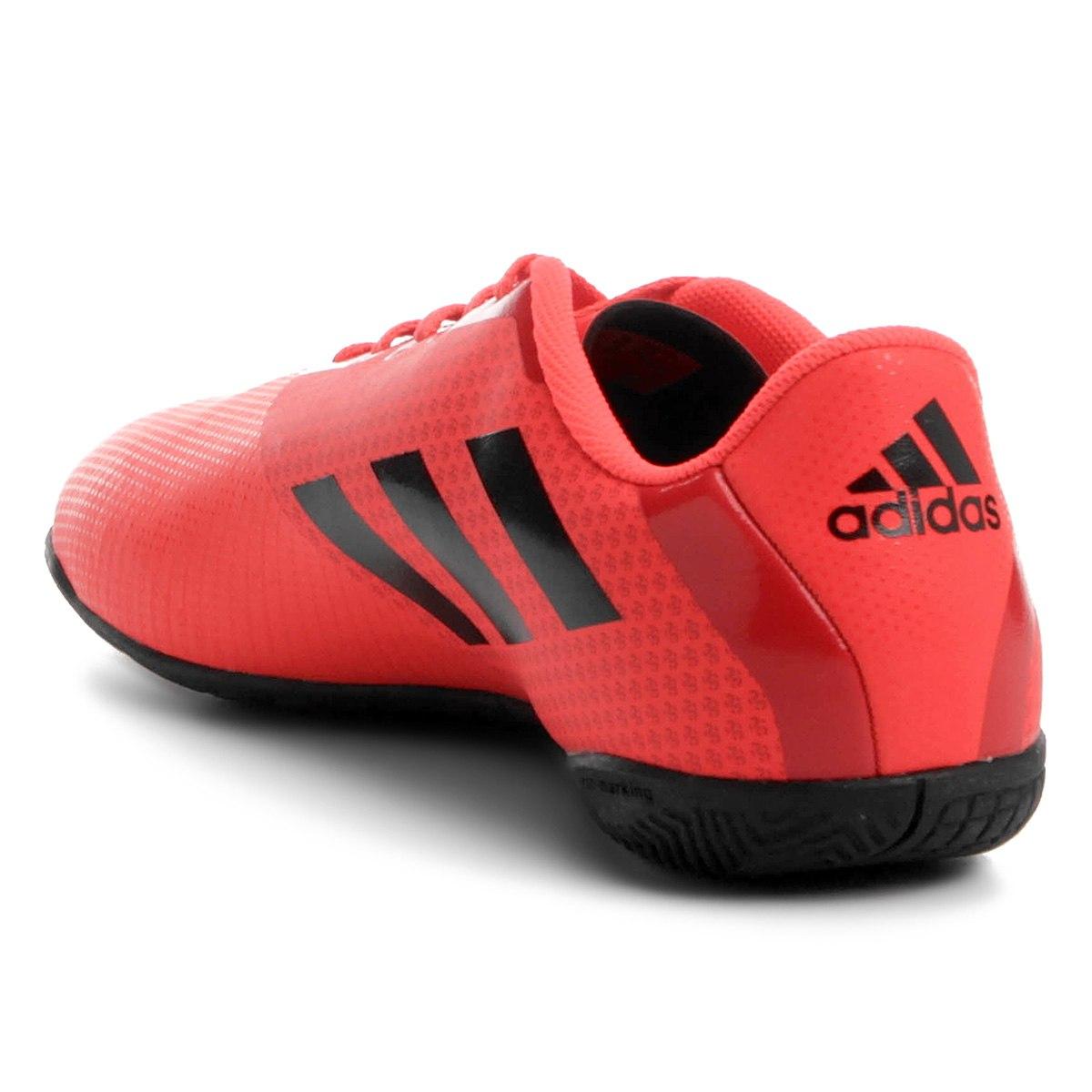 15a0e69219327 ... Chuteira Futsal Adidas Artilheira ll IN Masculino - Laranja/Preto ...