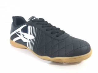 Chuteira Futsal Dray Topfly X1 Infantil - Preto/Azul