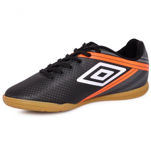 Chuteira Futsal Umbro Drako Adulto - Preto