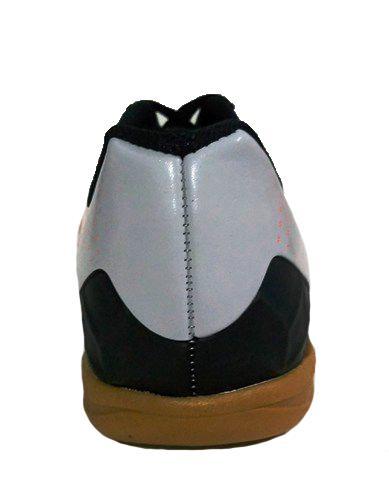 Chuteira Futsal Umbro Speed Sonic Jr - Preto/Pta/Laranja