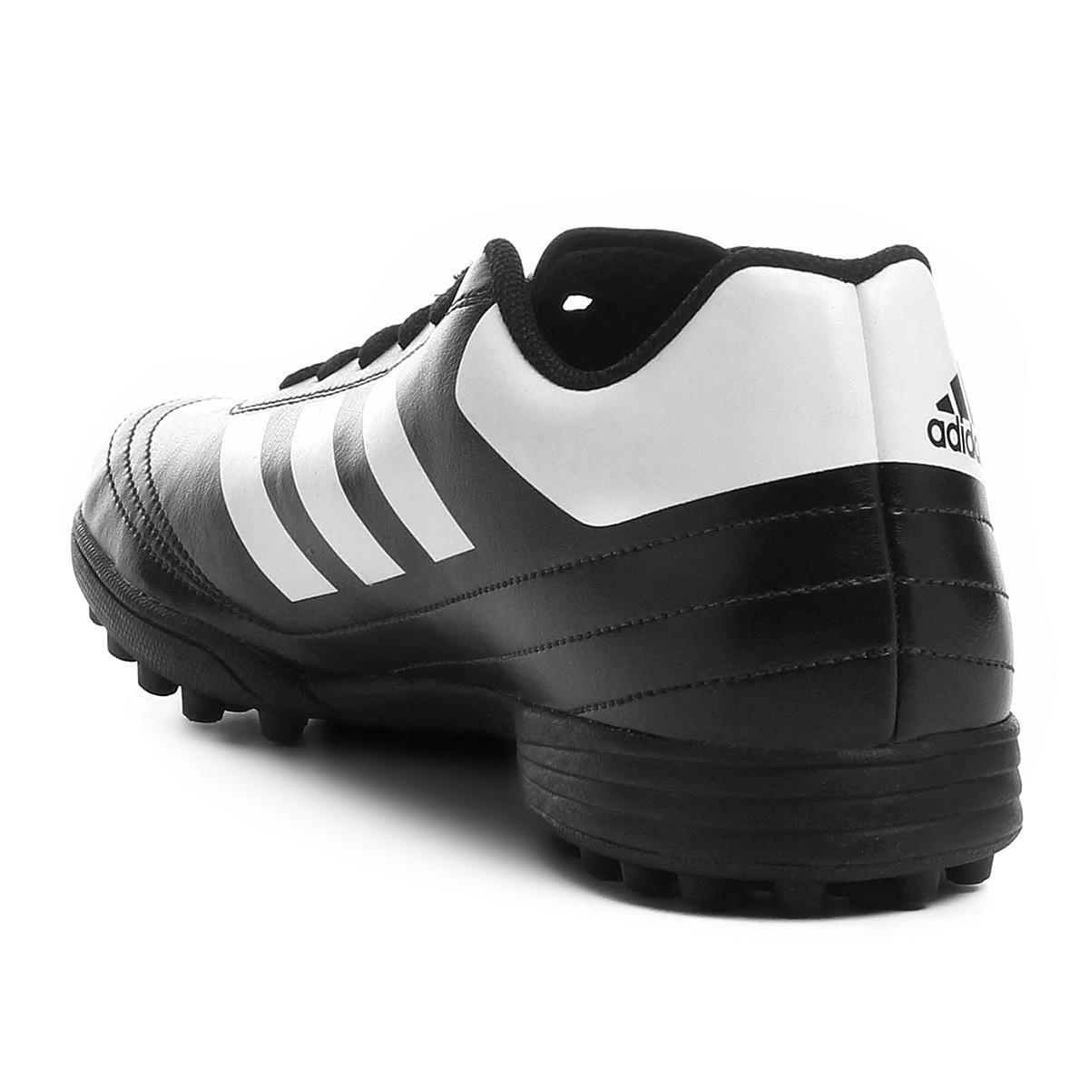 e2a3db382d ... Chuteira Society Goletto VI TF Adidas AQ4299 - Masculino - Preto   Branco ...