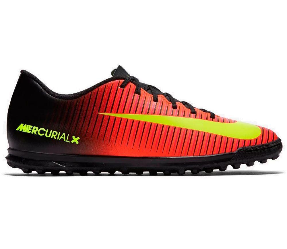 Chuteira Society Nike Mercurial X Vortex III TF - Masculino