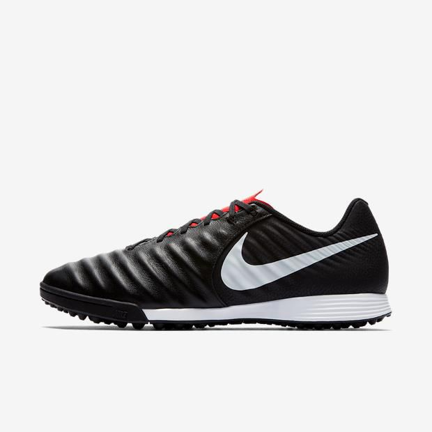 new arrival 9ee2c 1bb34 Chuteira Society Nike Tiempo Legend 8 Academy TF - Branca