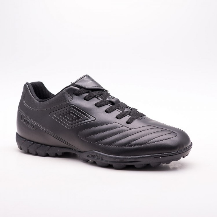Chuteira Society Umbro Attak ll Adulto - Preto