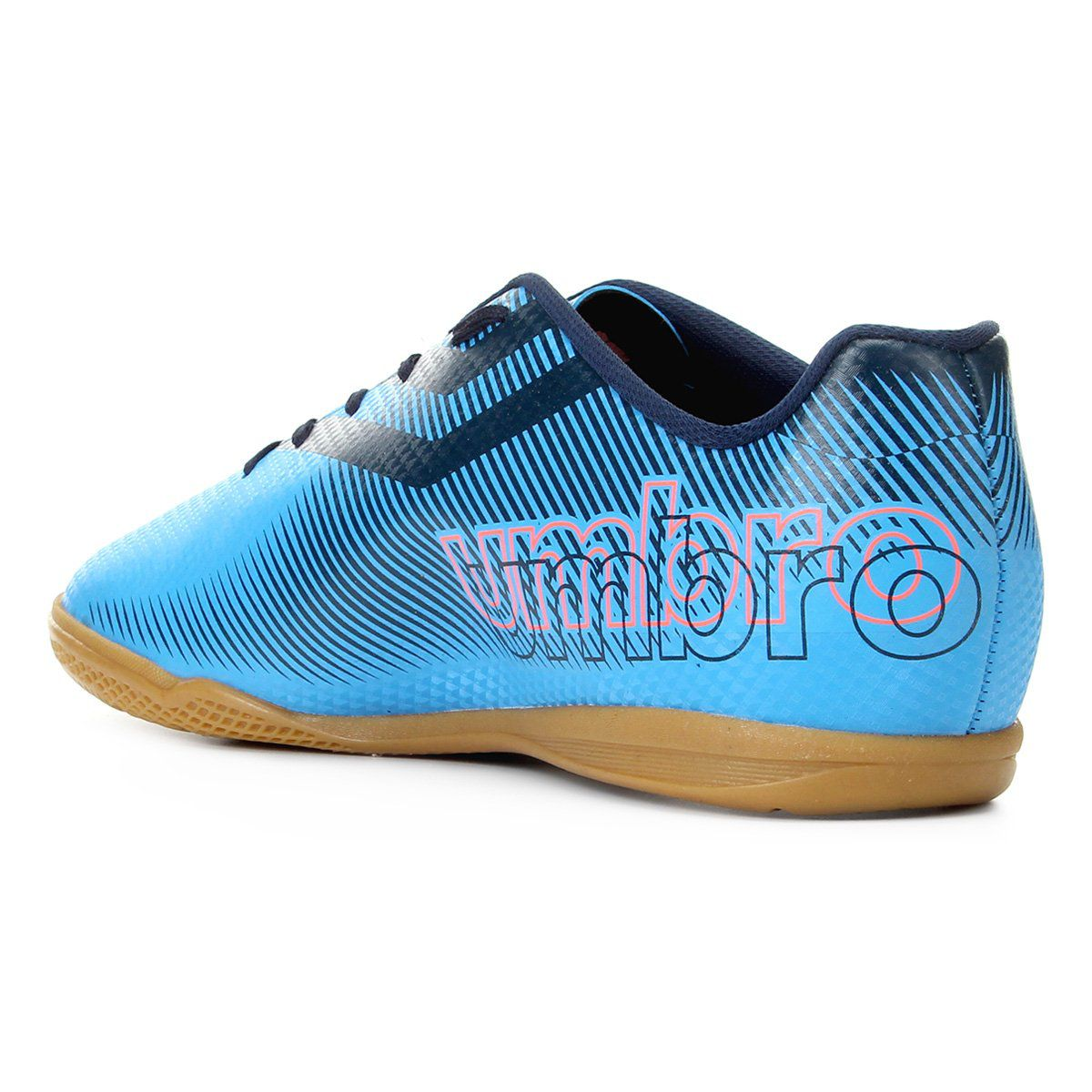 Chuteira Umbro Futsal Carbon II Jr - Juvenil