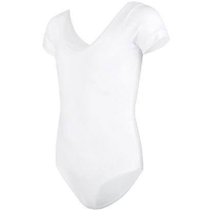 Collant Ballet Só Dança - Branco - Infantil