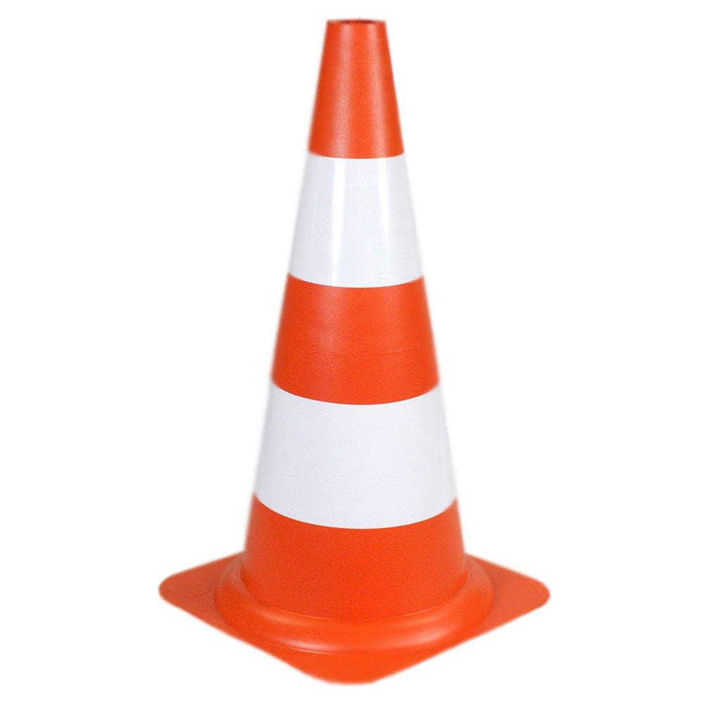 Cone De Treinamento/sinalização Flexível Refletivo