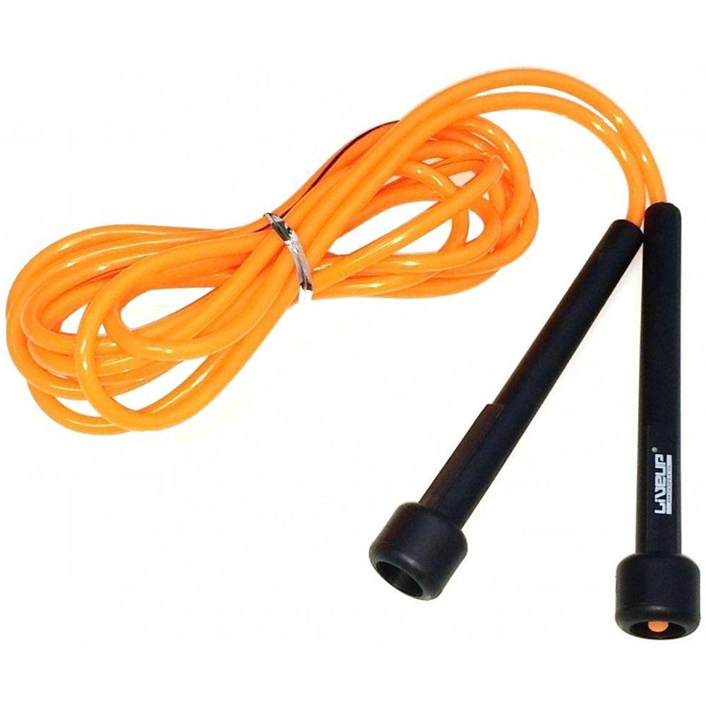 Corda de Pular Simples Liveup Sports - Laranja
