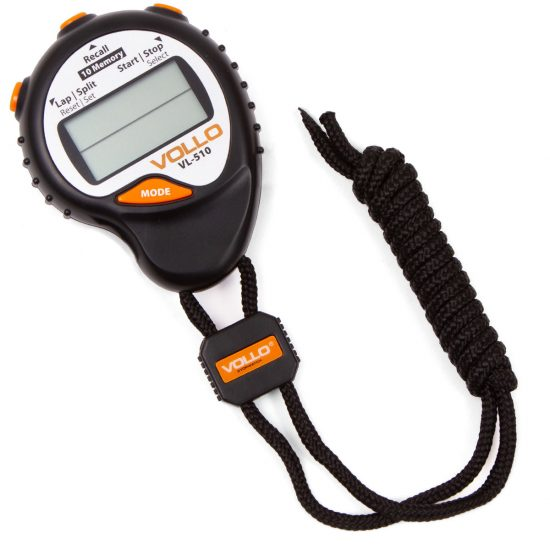 Cronômetro Profissional Com 10 Memorias - Vollo