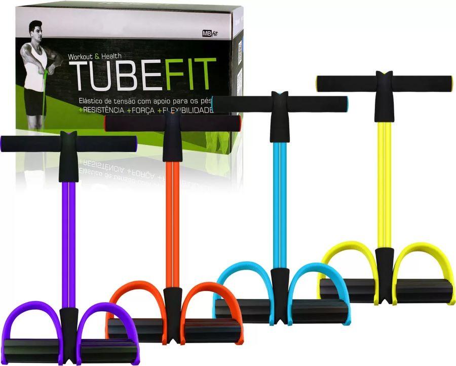 Elástico De Tensão Para Exercícios Tubefit - Unissex
