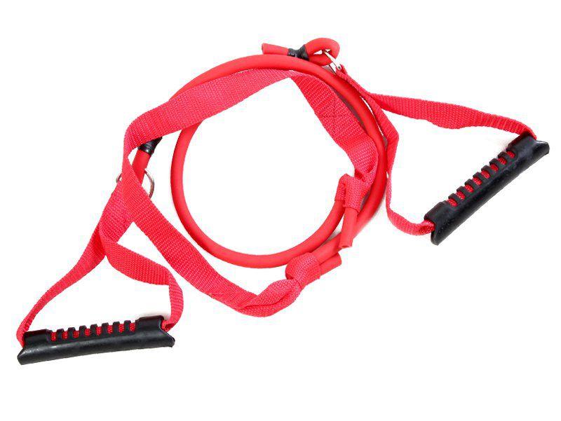 Extensor de Braços e Pernas Starflex - Vermelho