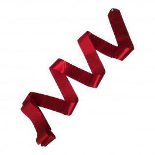 Fita Ginástica Rítmica 3m - Vermelha