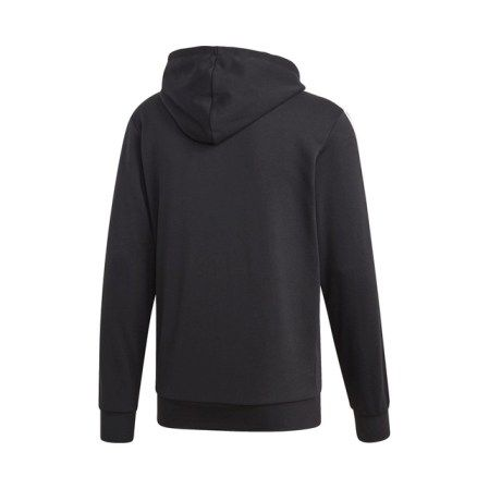 Jaqueta Adidas 3S Masculina - Preto/Branco