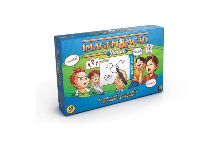 Jogo Imagem & Ação Júnior  Grow - Júnior