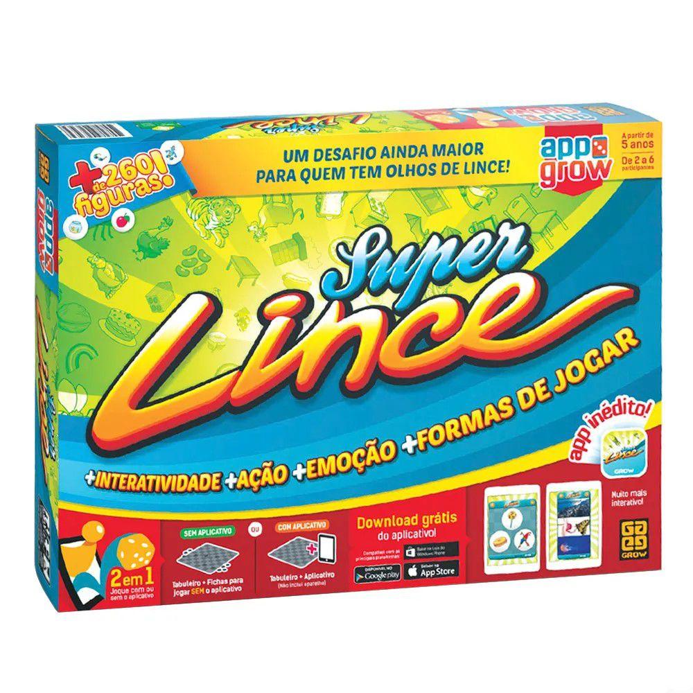 Jogo Super Lince - Grow - Juvenil