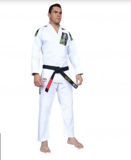 Kimono Shinai Jiu Jitsu Standart Trançado - Masculino