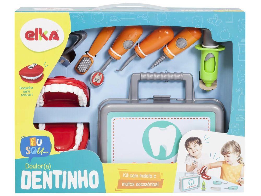 Kit Infantil Doutor Dentinho - Elka