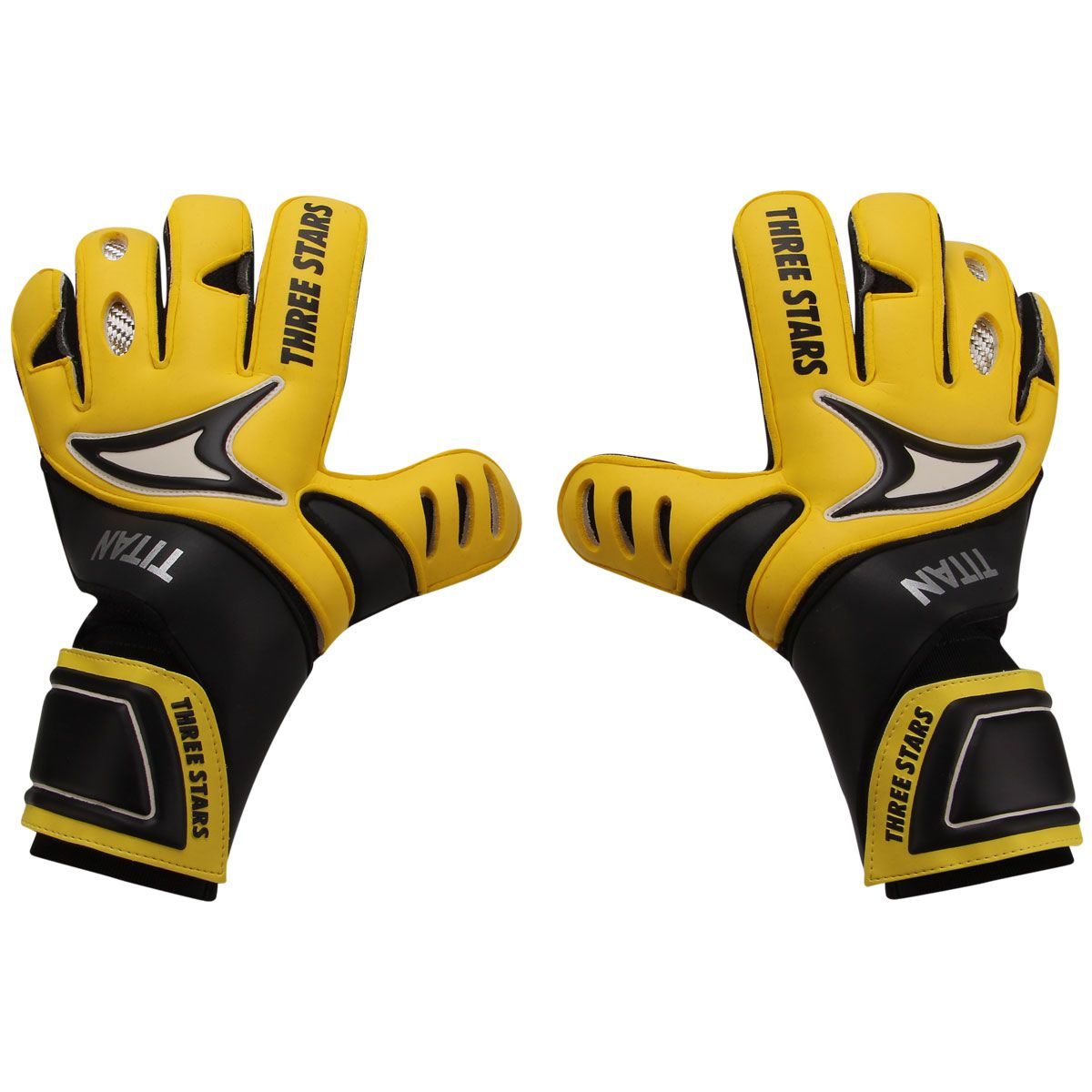 Luva Goleiro Three Stars Titan - Adulto