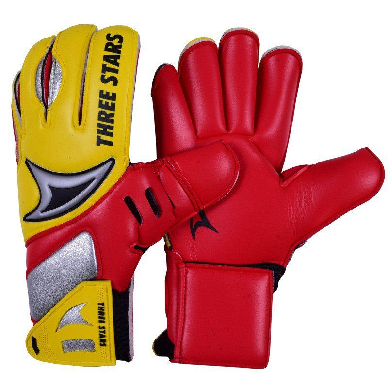 Luva Goleiro Three Stars Tigra - Adulto- AM / VM