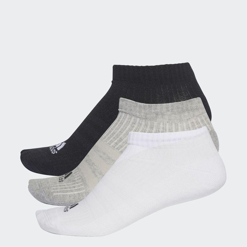 Kit Meia Adidas Liner Cushion - Unissex