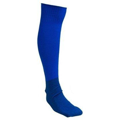 Meião Kanxa Futebol Amador Adulto 39/44 - Azul