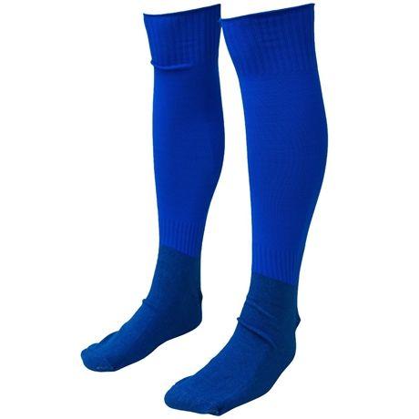 Meião Futebol Kanxa Juvenil 33/38 - Azul