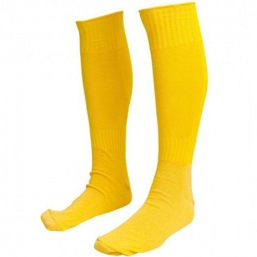 Meião Kanxa Futebol Profissional Adulto 39/44 - Amarelo