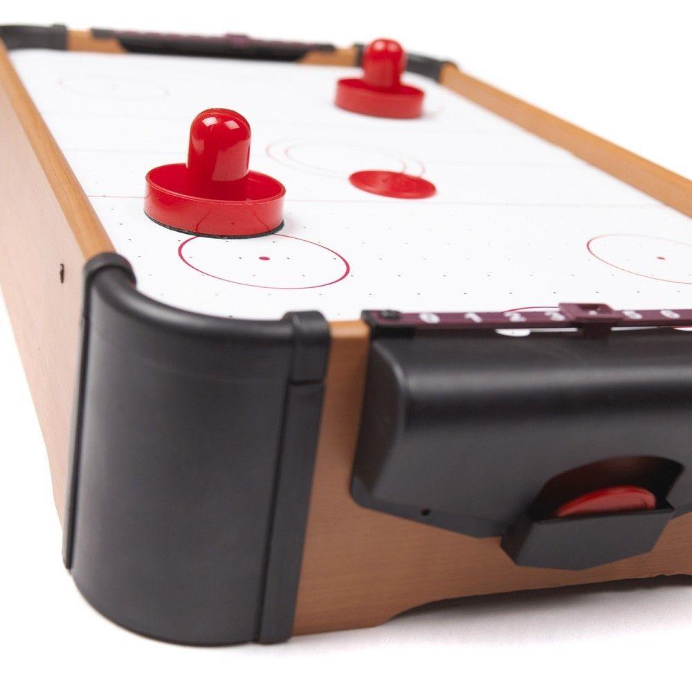 Mesa de Aero Hockey Mini Winmax - Marrom