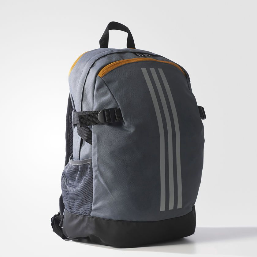 Mochila Adidas BP Power  IV M - Cinza