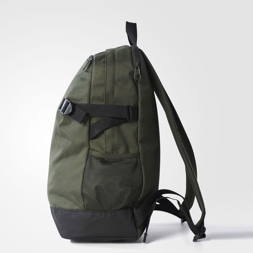 Mochila Adidas BP Power  IV M - Verde Militar