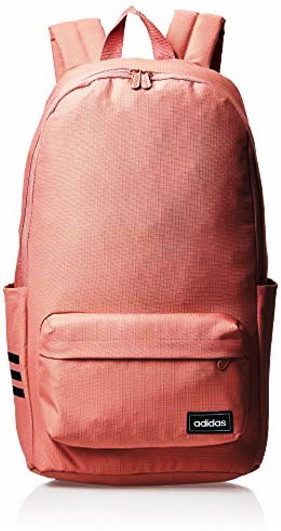 Mochila Adidas Classic 3S - Rosa