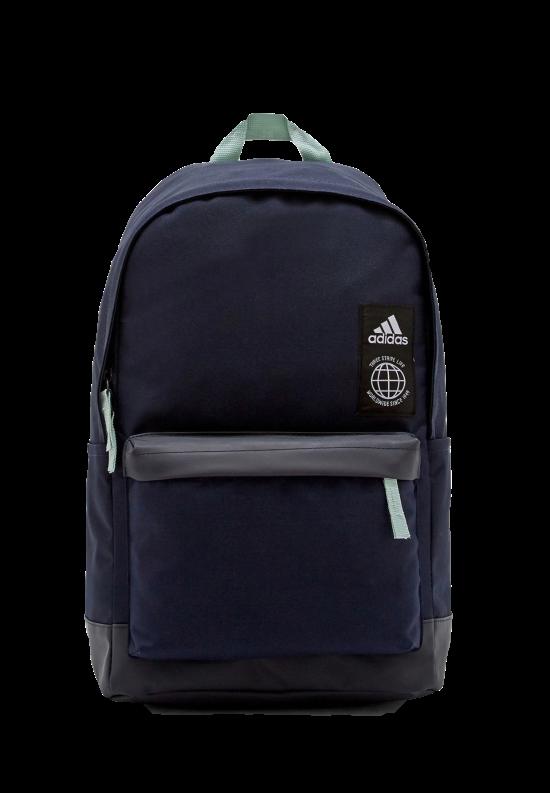 Mochila Adidas Classic BP Pocket  20L - Marinho