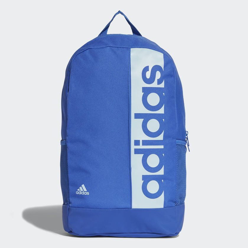 Mochila Adidas Linear Performance BP - Azul