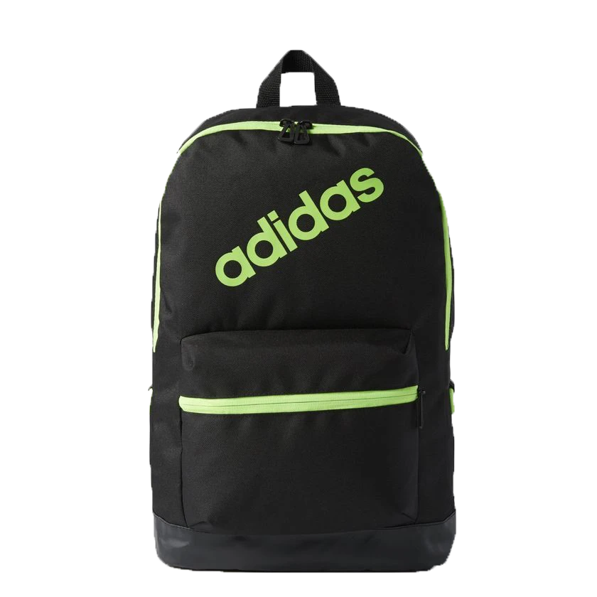 Mochila Adidas Neo BP Daily Unissex - Marinho/ Verde Neon