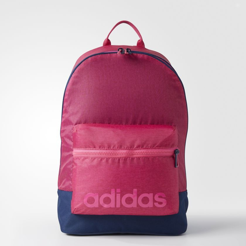 Mochila Adidas Neo G BP Daily HTR Feminina - Rosa