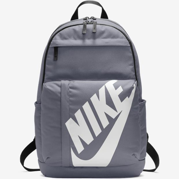 a7147a908 Mochila Nike Elemental Backpack 25 L - Cinza