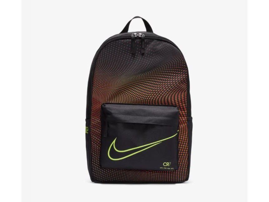 Mochila Nike Mercurial CR7 26 L - Preta